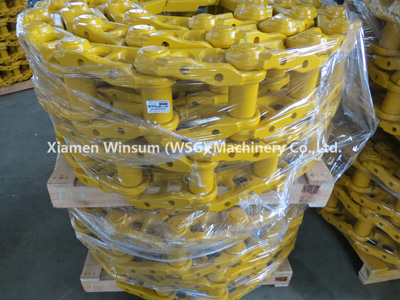 Another Order of WSG Bulldozer Track Chains and Segments are Ready for Shipping.