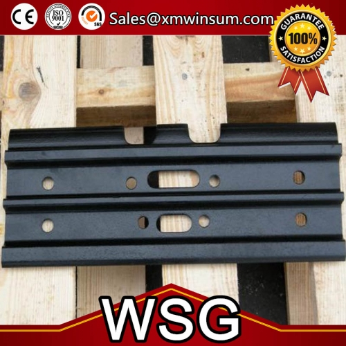 Excavator Undercarriage Parts SK230 SK250 Track Shoe Pad