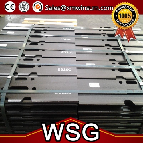 Hyundai R60 R80 Excavator Undercarriage Parts Track Grouse Shoe