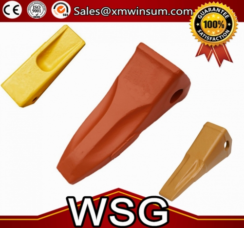 207-70-34160 LH Bucket Teeth Bucket Excavator Tooth For PC300 Side Cutter